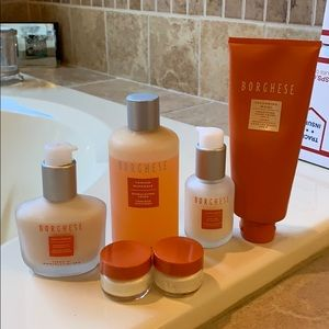 FINAL PRICE! Brogues lot skincare great selection